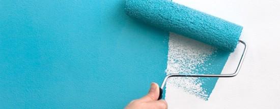 'Какой валик купить для окраски стен и как его использовать