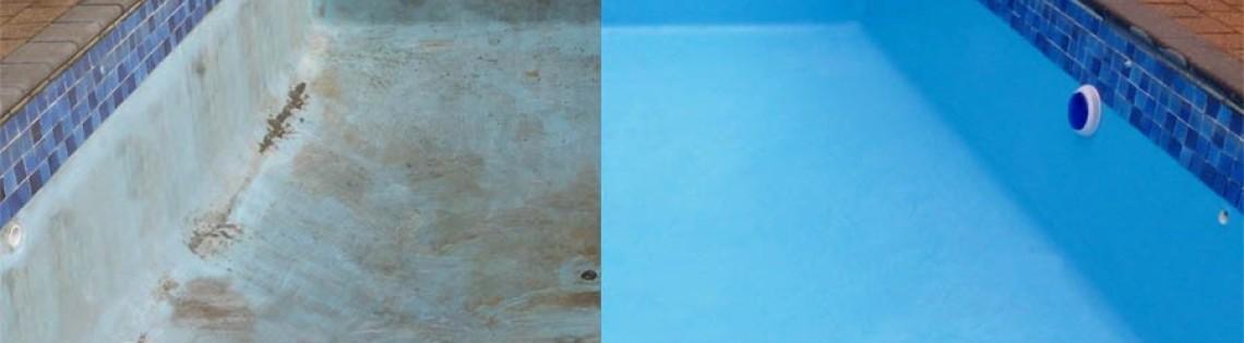 'Выбор и процесс нанесения красящего состава для бассейна