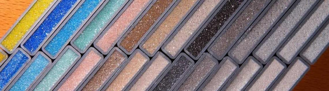 'Выбор и инструкция по применению эпоксидной затирки для плитки