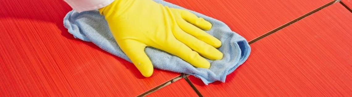 'Как очистить поверхность плитки от клея для повторного использования