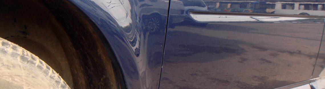 'Мелкие царапины на автомобиле и методы их удаления