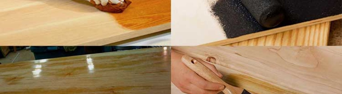 'Особенности выбора грунтовки для обработки фанеры