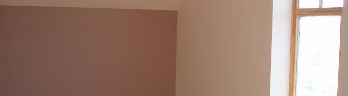 'Можно ли крепить обои на покрашенные водоэмульсионной краской стены