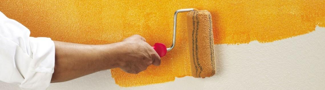 'Какая краска без запаха больше подходит для внутренних работ