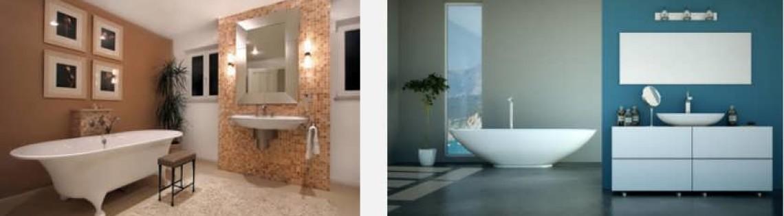 '8 самых популярных мифов про покраску стен в ванной комнате