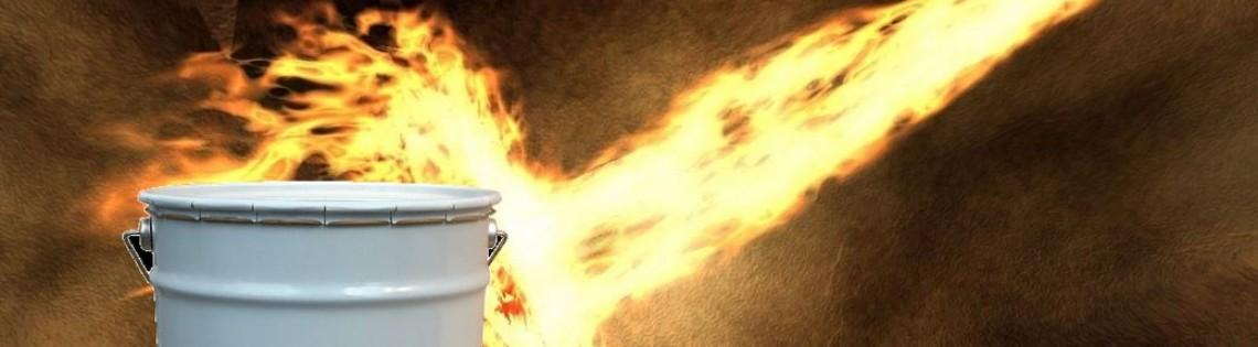 'Особенности противопожарных огнезащитных красок