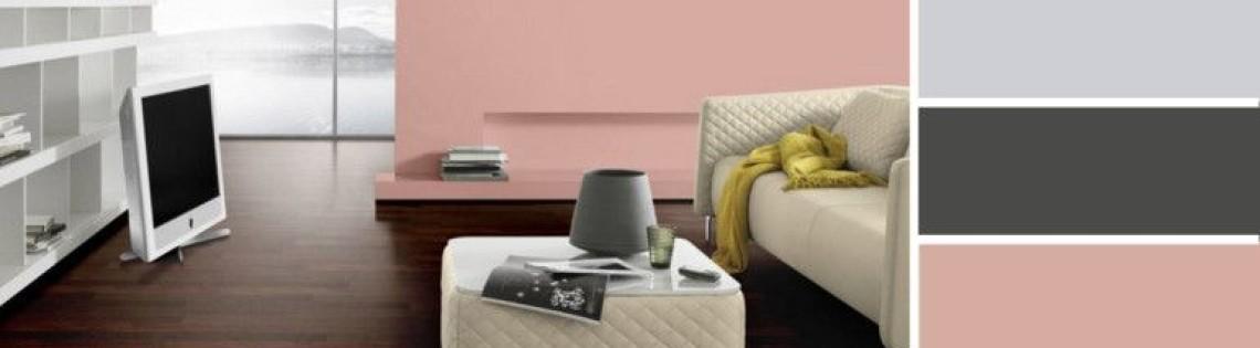 'Как выбрать цвет для покраски поверхности стен в разных помещениях