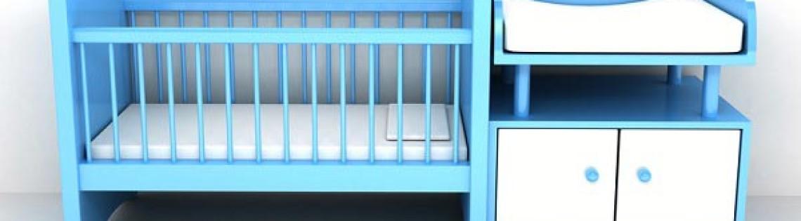 'Какую краску купить для детской кроватки и как ею красить