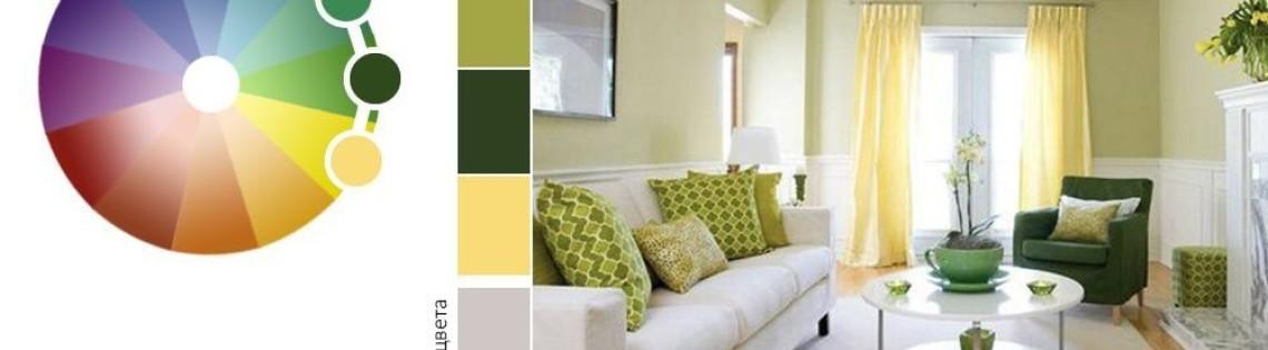 'Как правильно работать с цветом в интерьере: советы дизайнера