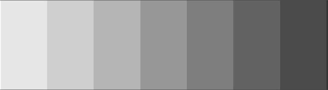 'Как получить серый цвет в домашних условиях путем смешивания красок