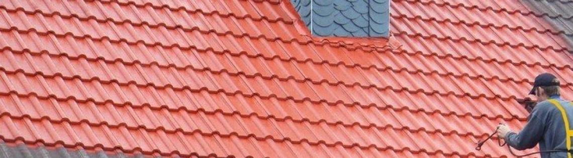 'Разновидности и нюансы у кровельных красящих составов для крыши