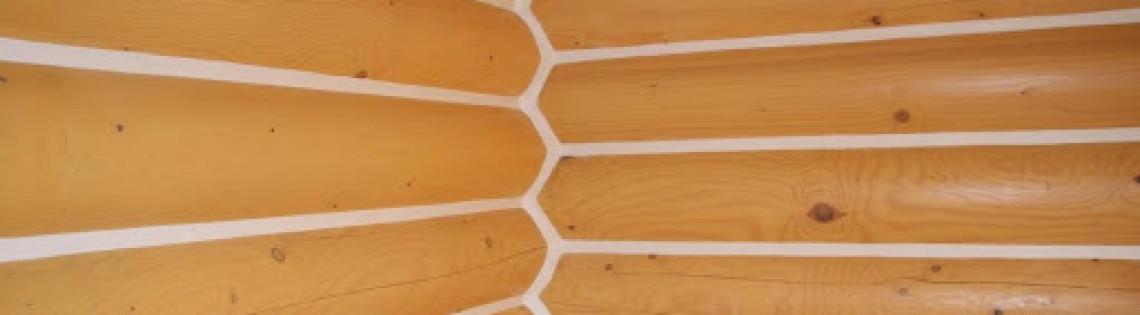 'Образование теплого шва в процессе утепления дома из дерева