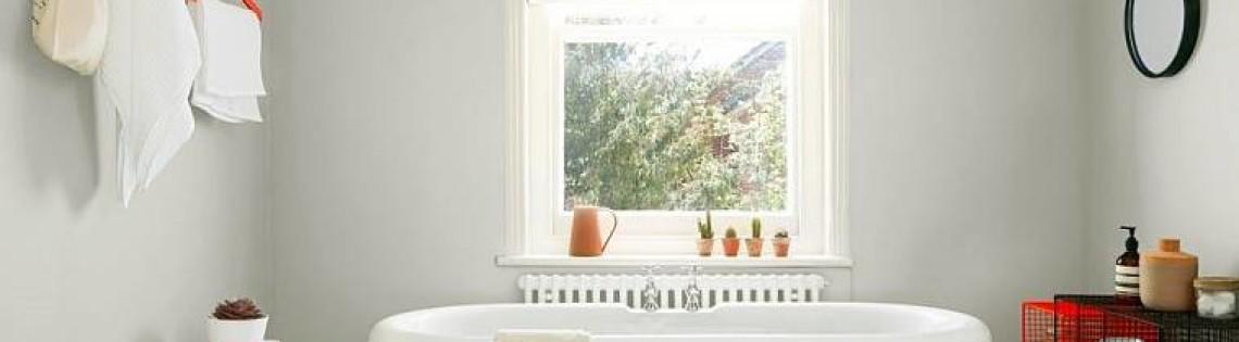 'Можно ли использовать краску в ванной в качестве альтернативы плитки
