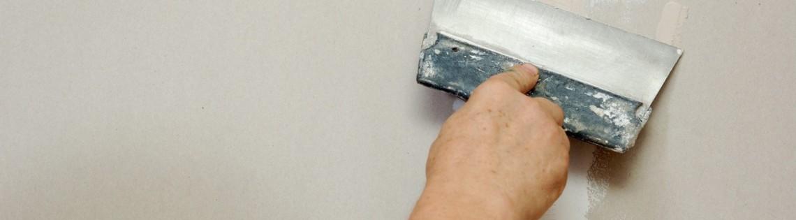 'Необходимые материалы для обработки гипсокартонных швов шпаклевкой