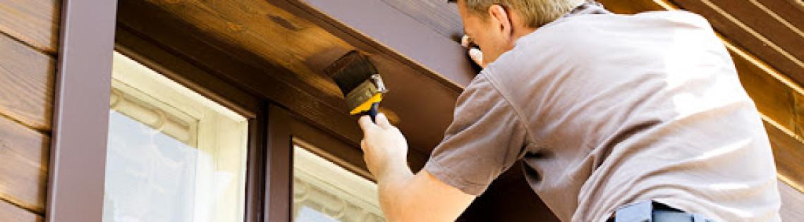'Как выбрать акриловую краску для деревянных конструкций