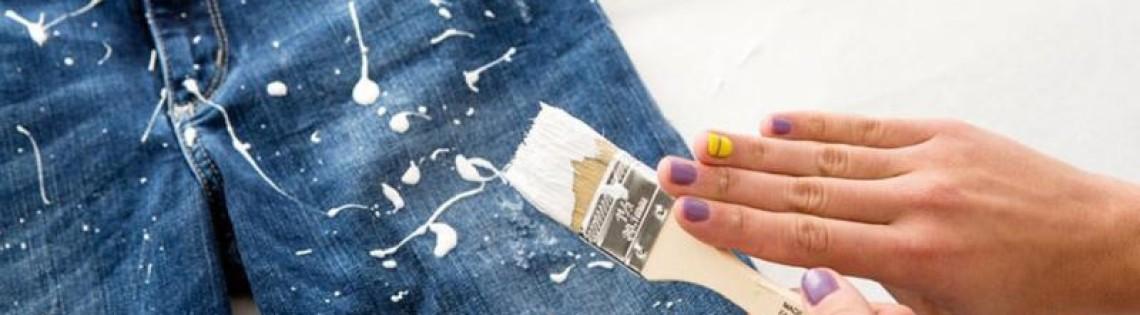 'Обзор методов и средств, помогающих смыть акриловую краску