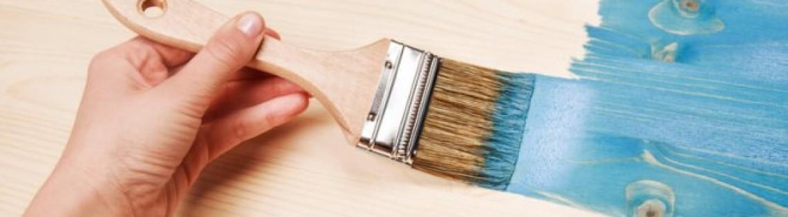 'Как выбрать состав для обработки поверхности дерева перед покраской