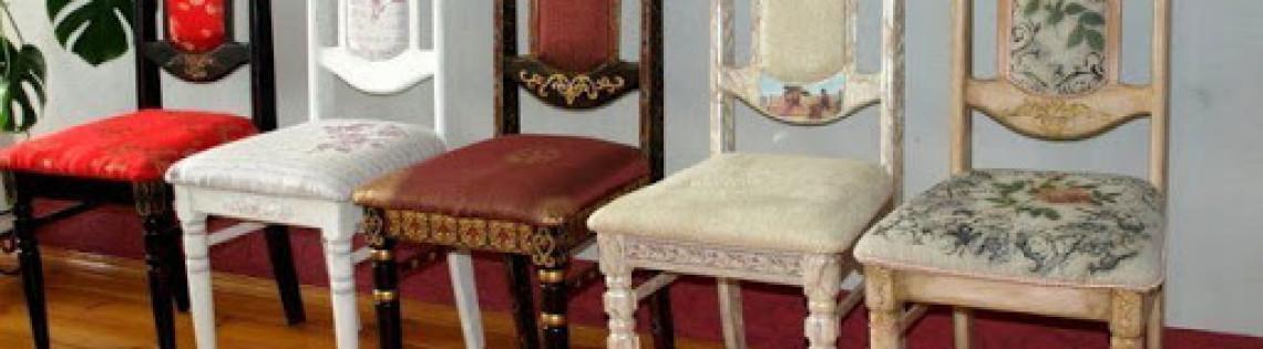 'Рецепт, как можно «подарить вторую жизнь» любимым стульям