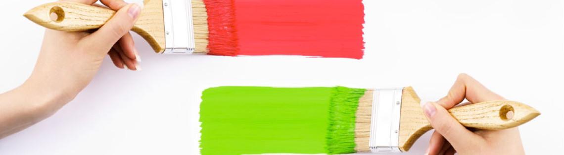 'Какие есть отличия между алкидной и акриловой красками