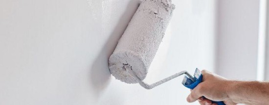'Сколько должна сохнуть грунтовка перед поклейкой обойных полотен