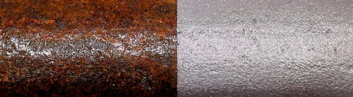 'Чем обработать ржавчину и спасти металл от разрушения перед покраской