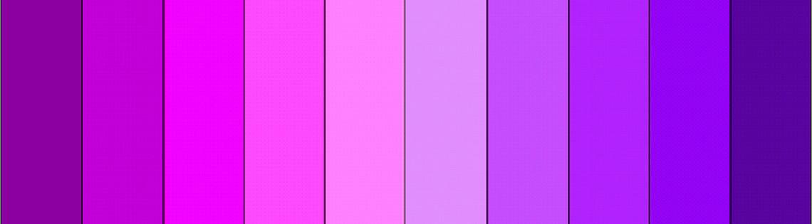 'Какие краски смешивать, чтобы получился красивый фиолетовый цвет
