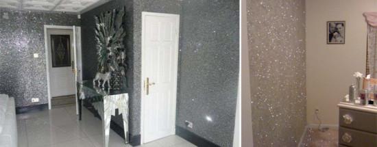 'Как правильно выбрать лаковое средство для покрытия стен