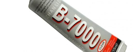 'Основные характеристики и какие есть аналоги у клея марки B-7000