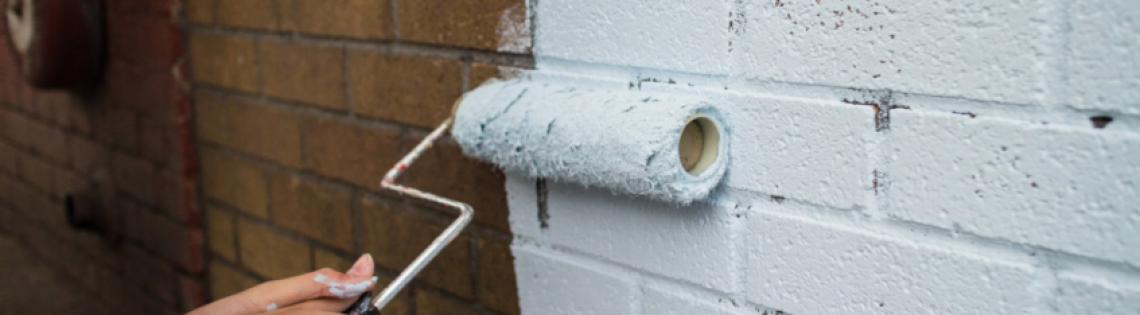 'Технология окрашивания кирпича и выбор лакокрасочных материалов