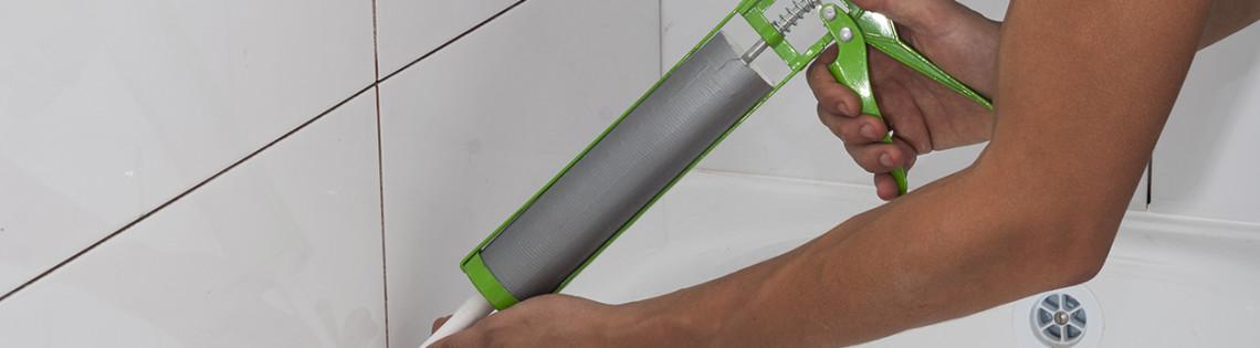 'Правила использования силиконовых санитарных герметиков