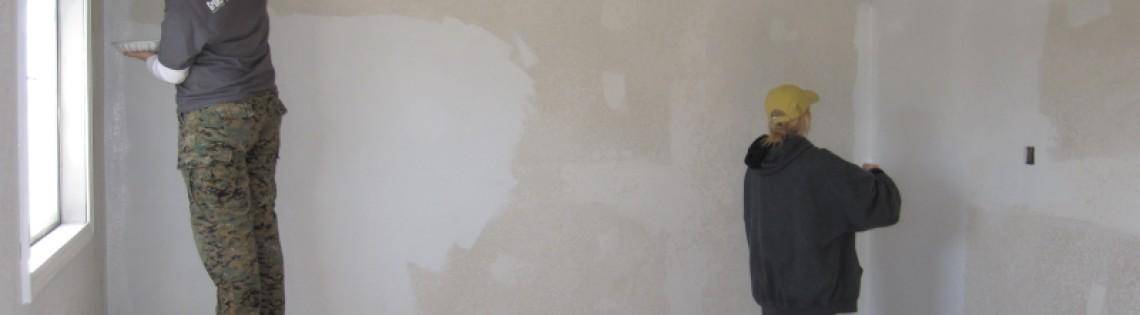 'Как обезжирить грунтовку перед началом покраски