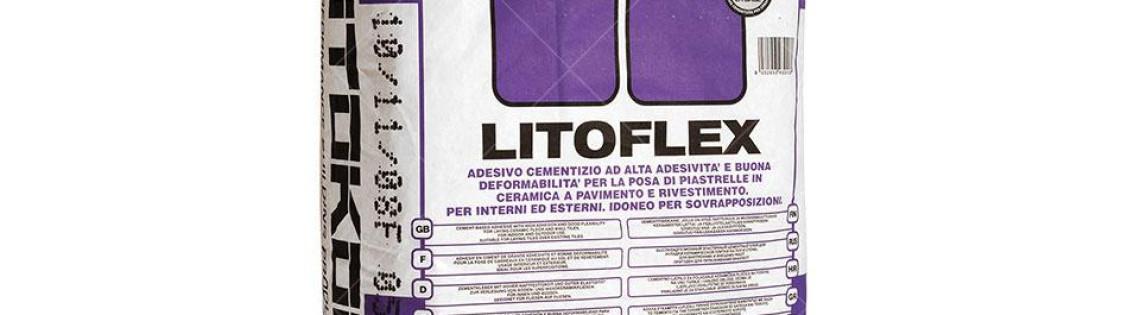 'Особенности использования клея Литокол Litoflex K80 для плитки