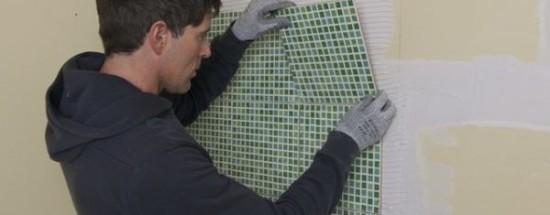 'Нужно ли делать шпаклевание гипсокартонных листов под плитку