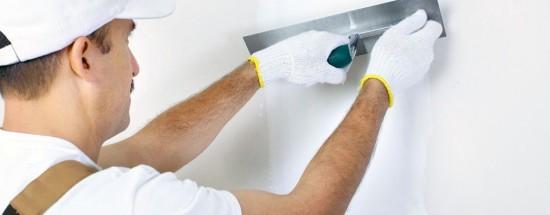 'Расскажем, как правильно выравнивать стены перед их покраской
