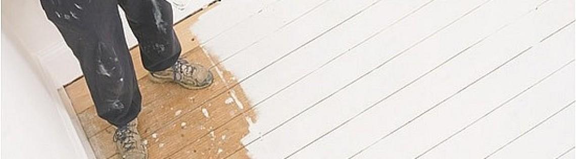 'Как выбрать красящий состав для покрытия деревянного пола