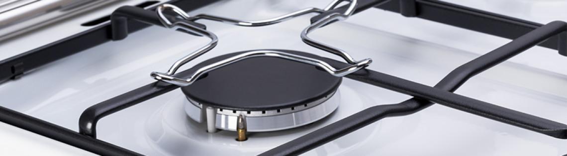 'Как провести окрашивание газовой плиты в домашних условиях