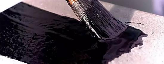 'Применение в хозяйстве лакового состава на битумной основе