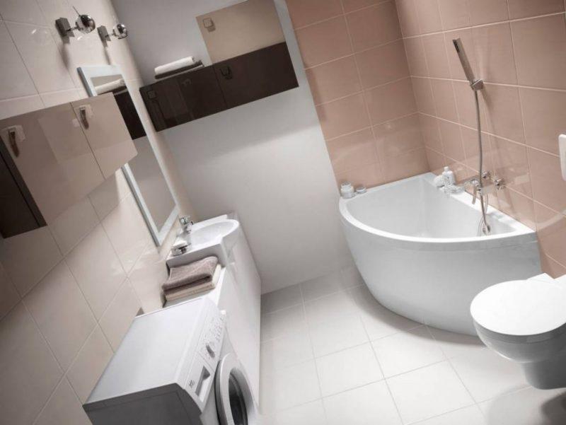 комната с ванной