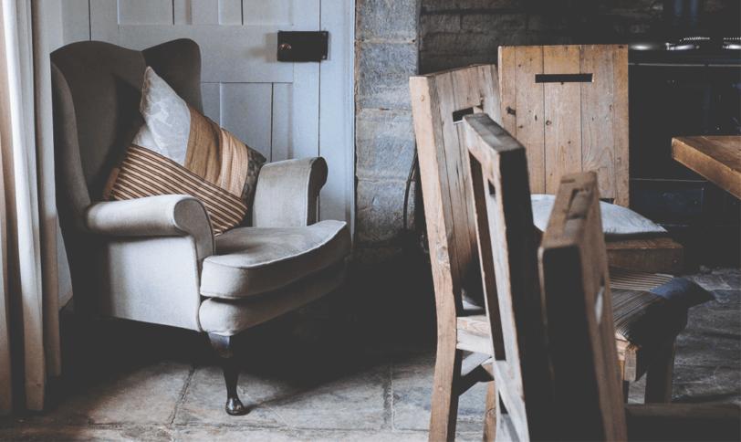 реставрация и полированные мебли