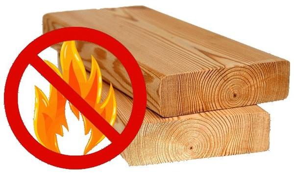 огнезащитные красители для дерева