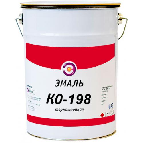 КО-198 эмаль