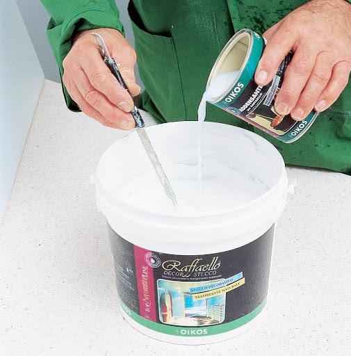 Регулирование вязкости краски