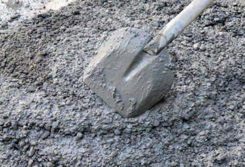 мытый бетон производство