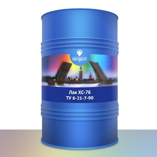 ЛКМ пищевой ХС-76 химстойкий,