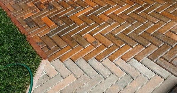 плитка покрытая лаком