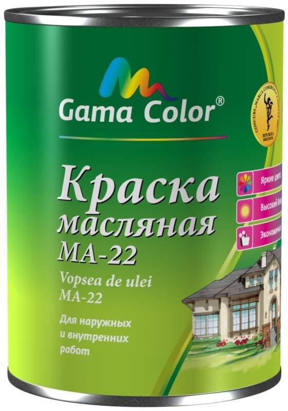 Краска масляная ма-22
