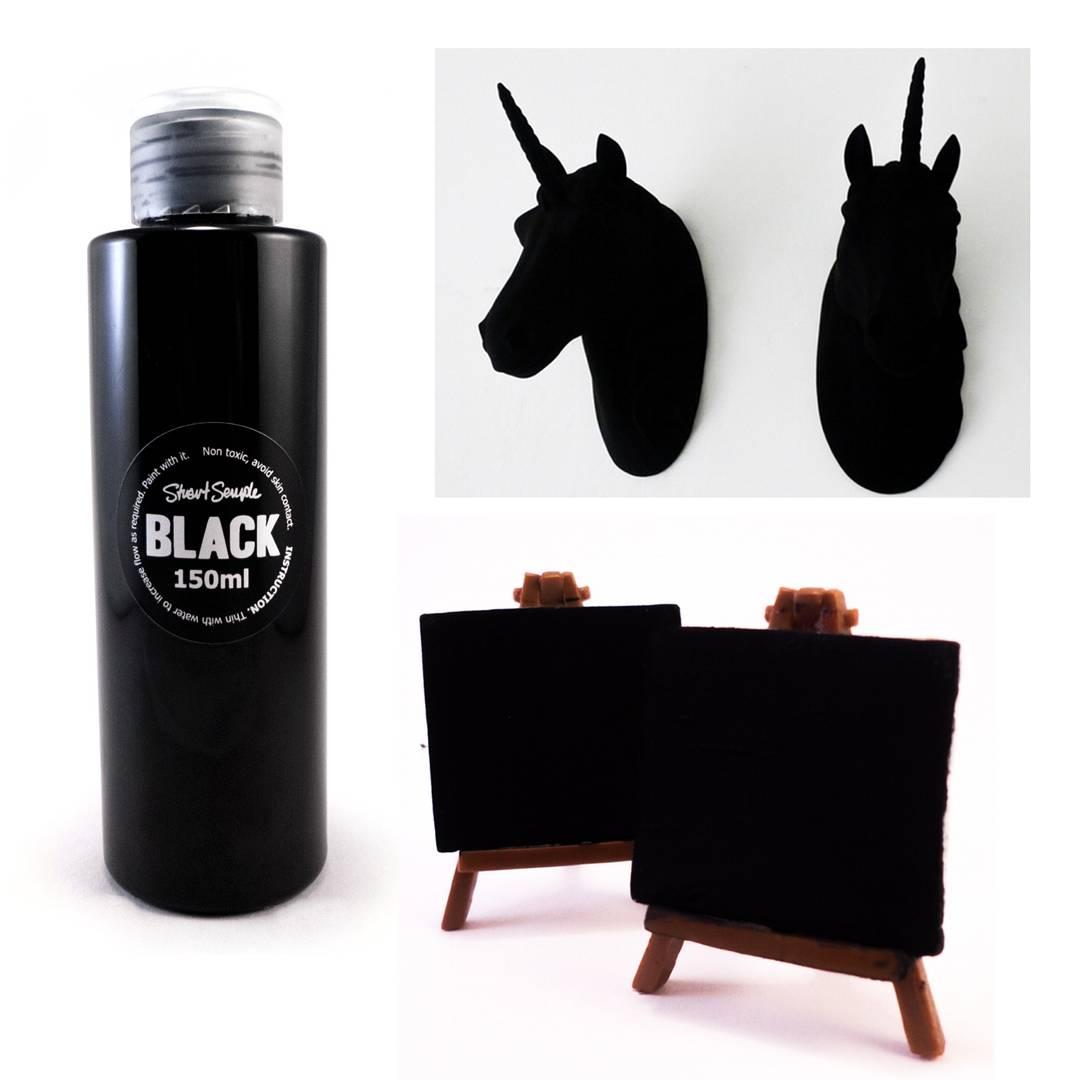BLACK 2.0 краска