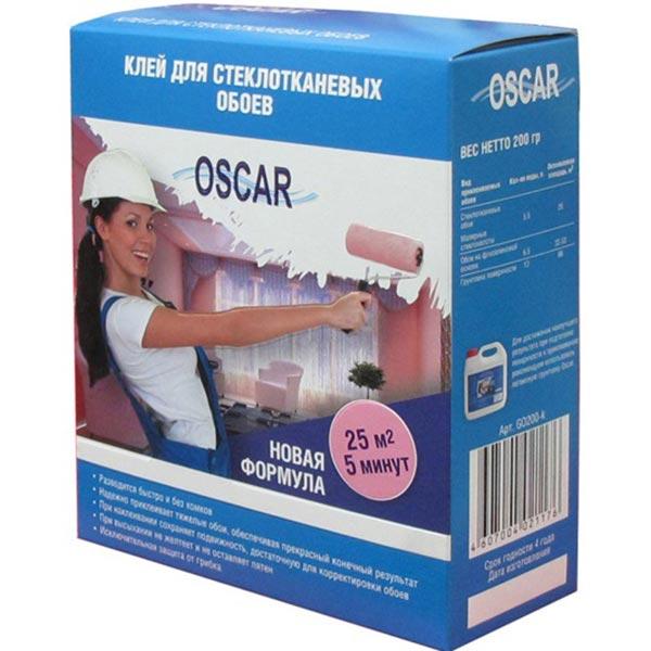 Клей Oscar для стеклообоев