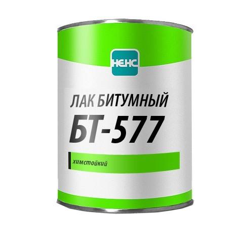 лак битумный БТ-577
