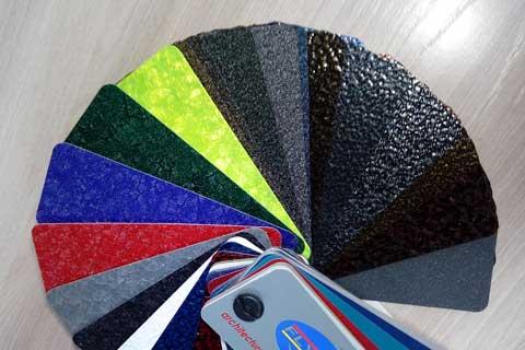 полимерная краска для металла